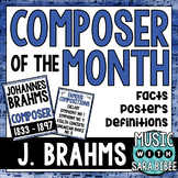 Music Composer of the Month: Johannes Brahms