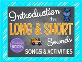 Music: Long and Short Sounds PowerPoint
