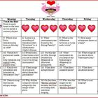 Musical Conversation Calendar for Lower Elementary- February