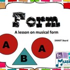 Musical Form SMART Board Lesson