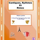 Musical French Conjugation - French  Chants from Cantiques