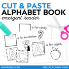 "Interactive Emergent Reader ""My ABC Book"""