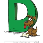 My ABC's Book - Book D
