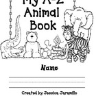 My Alphabet Book A-Z