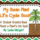 My Bean Plant Life Cycle Book