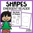 My Book of Shapes {Emergent Reader}