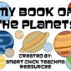 My Book of the Planets...Note-Taking and Research Practice