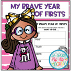 My Brave Year of Firsts...Craft and Activities