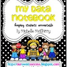 My Data Notebook {keeping students accountable}
