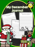 My December Journal- Writing Prompts