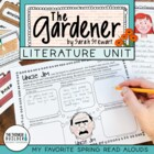 My Favorite Read Alouds: The Gardener {Literacy Lessons &