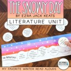 My Favorite Read Alouds: The Snowy Day {Literacy Lessons &