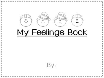 Sly image with regard to feelings book printable