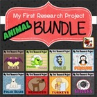 My First Animal Research Project {BUNDLE}