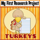 My First Research Project: Turkeys