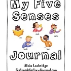 My Five Senses Science Unit