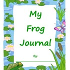 My Frog Journal