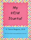 My How Journal