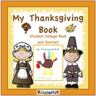 My KinderLit Thanksgiving Book