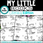 My Little Books {Literacy Edition}