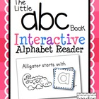 "Interactive Emergent Reader ""My Little abc Book"""