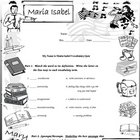 My Name is Maria Isabel Quiz