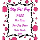 My Pet Pig Freebie