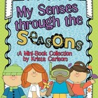 My Senses Through the Seasons (A Mini-Book Collection - En