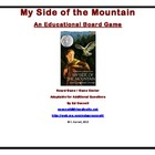 My Side of the Mountain Board Game