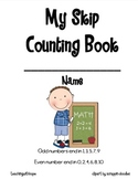 My Skip Counting Book
