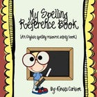 My Spelling Reference Book