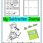 My Subtraction Journal