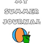 My Summer Journal