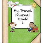 My Travel Journal, Grade 1