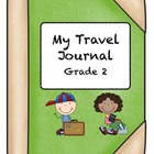My Travel Journal, Grade 2