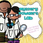 Mystery Powders Lab