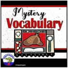 Mystery Vocabulary PowerPoint