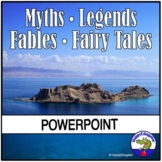 Myths, Legends, Fables and Fairytales PowerPoint