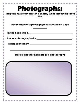 N-C-N (Nonfiction Conventions/Text Features Notebook)