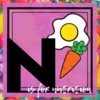 N is for Nutrition Themed Lesson Plans (one week)
