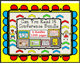 NAEYC Conference MEGA Bundle from Can You Read It Yes We Can