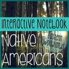 NATIVE AMERICANS- Social Studies Notebooking- Eastern Woodlands