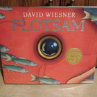 NEW Hardcover Book:  FLOTSAM by David Wiesner