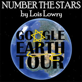 NUMBER THE STARS by Lois Lowry - Google Earth Introduction Tour