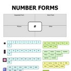 NUMBERS - Expanded Form, Word Form, Pictures, PLUS