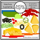 Nachos Supreme {Graphics for Commercial Use}