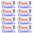 Name Labels for Journal-Type Names