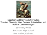 Napoleon and the French Revolution Printables