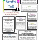 Narrative Tools Student Handout