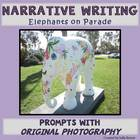 Narrative Writing Elephants on Parade